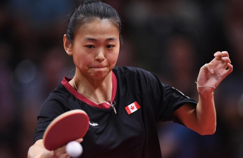 Olympic Team WS Mo Zhang